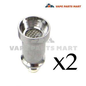 glass globe atomizer x2