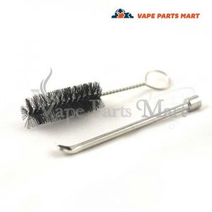 vape pen cleaning brush and dab tool