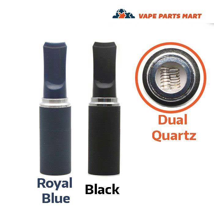 Dual Quartz Rod Wax Coil for G Pen