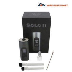 Arizer Solo II Portable Dry Herb Vaporizer Kit