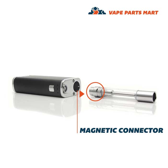 Magnetic connector adapter for Yocan Flick Vaporizer