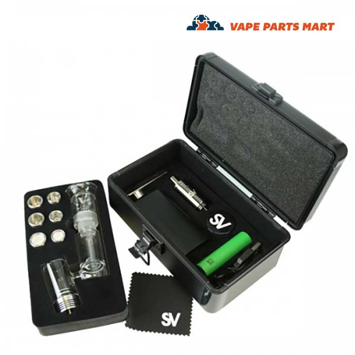 Source eNail Vaporizer Package