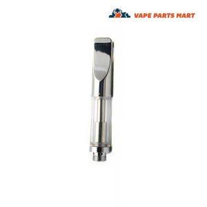 0.3 vape cartridge silver mouthpiece