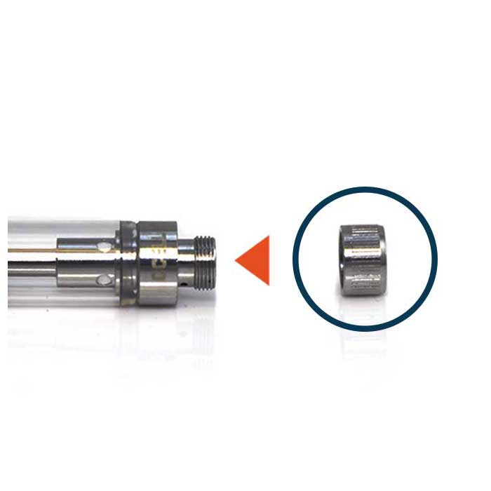 CCell Palm Magnetic Screw Adapter with Cartridge