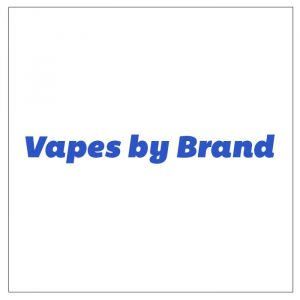 Vapes by Brand